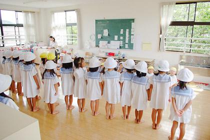 高須幼稚園園生活風景